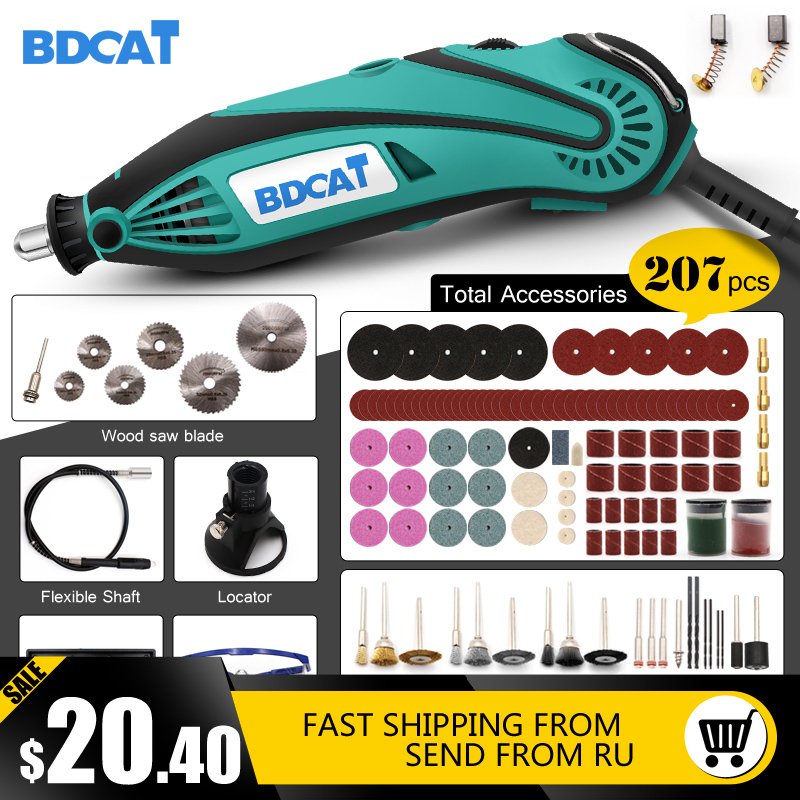 BDCAT New Style Electric Dremel Style Mini Drill polishing machine Variable Speed Rotary Tool With Power Tools AccessoriesBDCAT New Style Electric Dremel Style Mini Drill polishing machine Variable Speed Rotary Tool With Power Tools Accessories