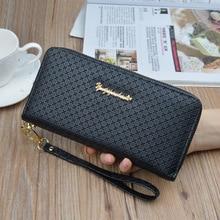 купить Women Long wallets Clutch New zipper tassel wallet Large Capacity Wallets Female Purse Lady Purses Phone Pocket Card Holder 460 по цене 484.58 рублей