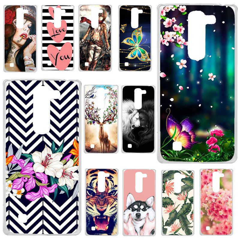 Phone Case For LG G4 Mini LG Magna C90Y90 Volt 2 LS751 Case Silicone Cover For LG Optimus G4C H525N Soft TPU Cover Capa Fundas