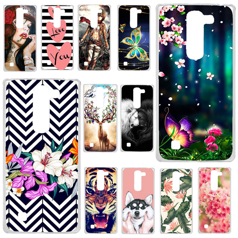 Phone <font><b>Case</b></font> For <font><b>LG</b></font> G4 Mini <font><b>LG</b></font> Magna C90Y90 Volt 2 LS751 <font><b>Case</b></font> Silicone Cover For <font><b>LG</b></font> Optimus <font><b>G4C</b></font> H525N Soft TPU Cover Capa Fundas image