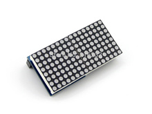 module MAX7219 Control Red 8×8 DOT LED Matrix Display Designed for Any Revision of Raspberry Pi Model A+/ B/ B+ 2 B