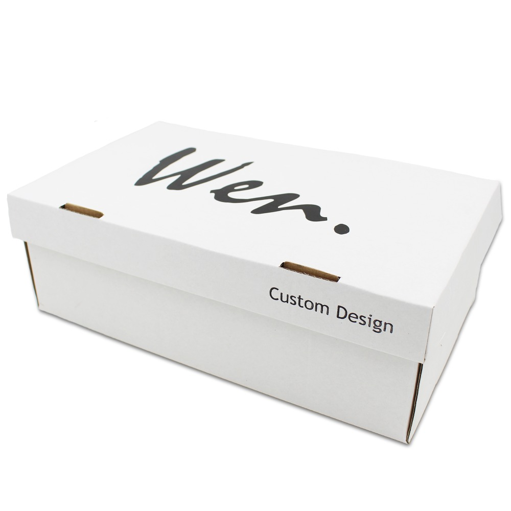 Wen dizajn Custom ručno oslikane cipele glasnije R5 Logo Muškarci - Tenisice - Foto 6