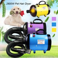 2800W Pet Hair Dryer Set Dog/Cat Grooming Dryer/Blower Motor Super Warm Wind Large/Giant Pet/Clothes Dryer
