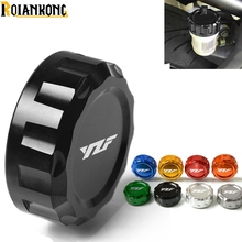 Motorcycle  Accessories Motor Rear Fuel Brake Fluid Reservoir Cap Oil Cup Cover For yamaha YZF R1 R3 R6 R15 R25 R125 R1M