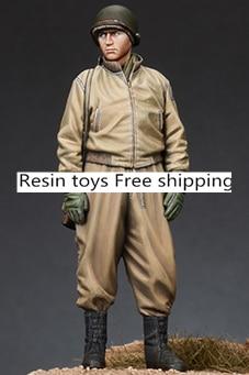 pre order-Resin toys 35190 US Tank Crew #1 Free shipping pre order resin toys l0117 us oif soldier at rest free shipping