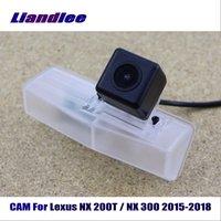Liandlee CAM Car Reverse Reversing Parking Camera For Lexus NX 200T / NX 300 2015 2018 / Back Camera HD CCD Night Vision