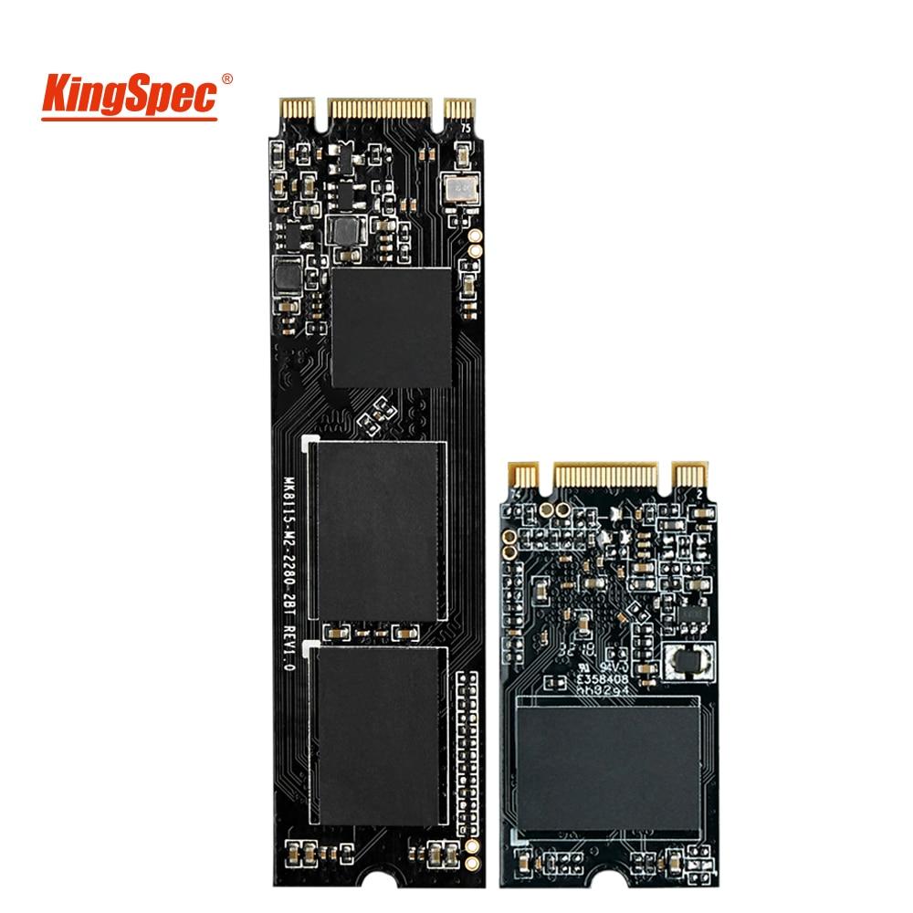 Kingspec m2 sataiii 240g ssd 2242 120gb ssd m.2 2280 ssd 500gb 1tb 2tb ssd disco rígido de estado sólido para desktop portátil hp