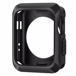 Универсальный тонкий прочный защитный чехол для Apple Watch Series 1 Series 2 серии 3 38 мм 42 мм