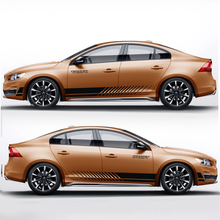 World Datong car accessories For Volvo S60 V60  styling sport sticker body stickers and decals auto