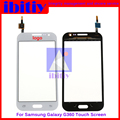 "high quality 4.5"" For Samsung Galaxy Core Prime SM-G360 G360 Touch Screen Digitizer Sensor Front Glass Lens Black Or White"