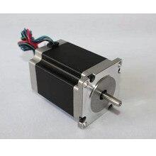 1 шт. 0,9 степени Nema 23 57 мм 2 Фаза гибридный шаговый двигатель 2.8A NEMA23 57HM76-2804 18kg. см 1.9NM 4 провода