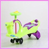 4 Colors Baby Stroller Children Car Walkers Children Trolley Children Slippery Car Children Skateboard Car Baby