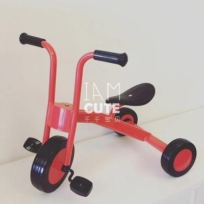 Europa y los estados unidos los niños y niñas de bicicletas de tres ruedas juguetes de los niños primeros caminante de la bicicleta