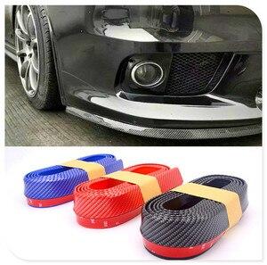 Tira de coche alerón puerta parachoques labio para Infiniti EX35 G35 EX Q45 M45 M35x M35 FX45 Kuraza emerg-e ethrea EX30d