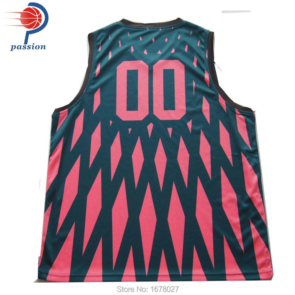 197fa1301 Customize your own new style basketball jersey-in Basketball Jerseys from  Sports   Entertainment on Aliexpress.com