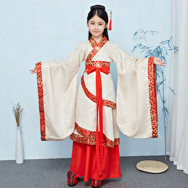 New Chinese Han Minister Traditional Ancient Costume Suit Robe Mens Satin Embroider Prince Emperor Stage Dress Free Shipping Ture 100% Guarantee Novelty & Special Use