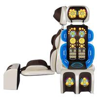 Hot Fullly Automatic Multifunctional Massage Chair Household Electric Body Massage Kneading Back Waist Cushion Cervical Vertebra