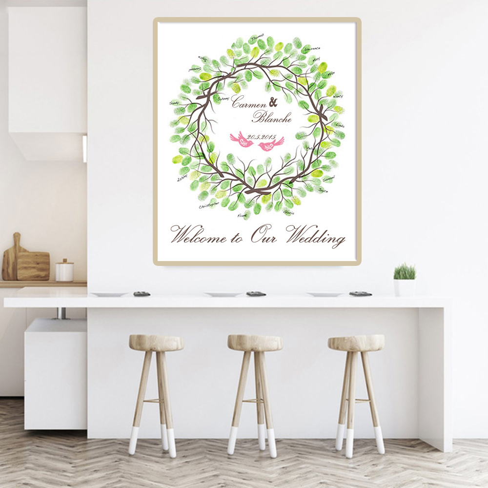 Wedding Gifts For Guests Signature Personalized