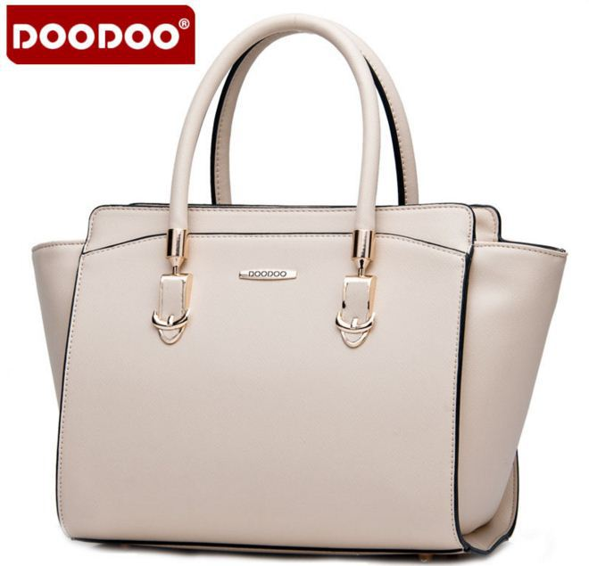 DOODOO Genuine Leather Bags For Women Designer Women Messenger Bags Crocodile Bag women leather handbags bolsa feminina hot J401