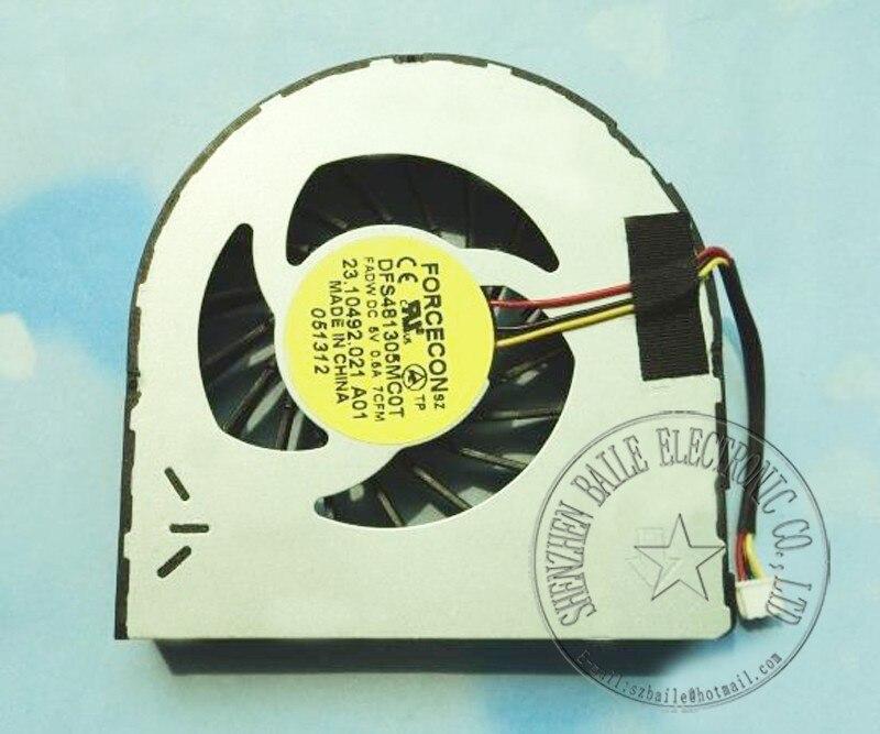 10pcs lot Laptop fan for DELL INSPIRON N5050 M5040 3420 N4050 N5040 CPU fan New N5050