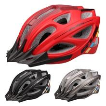 GUB P9 Cycling Helmet Bike Ultralight Helmet With Light Intergrally molded Mountain Road Bicycle Helmet Safe