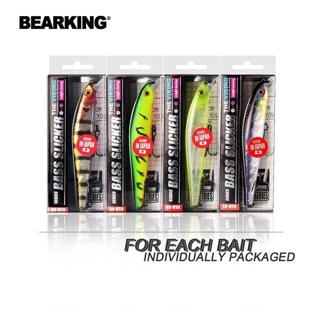 Bearking 9cm 10g hot fishing gear