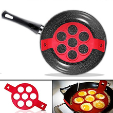 Pancake Maker Nonstick Cooking Egg Ring Maker Cheese Cake Moulds Decorating Tools Pan Flip Eggs Mold Kitchen Baking Accessory цена и фото