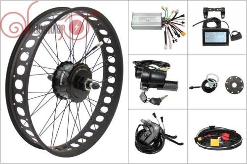 Free Shipping Bafang 48V 750W Freehub Cassette Fat Tire Rear Wheel Conversion Kits Ebike Controller LCD3 PAS Brake 175mm 190mm sale free tax conhismotor 36v 1200w 48v 1500w 26 rear wheel ebike conversion kits for electric bicycle eu free shipping