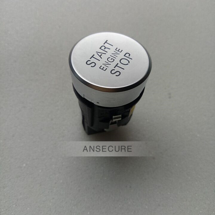 LHD Start Stop Engine Button Chrome Switch FOR <font><b>AUDI</b></font> <font><b>A6</b></font> C7 A7 RS6 RS7 4G1 905 217 A image
