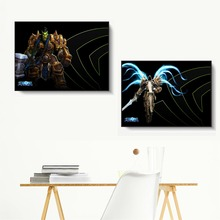 Heroes Of The Storm Game Characters Wall Pictures Posters Prints Canvas Art Unframed Paintings Decoration Modern Home Decor