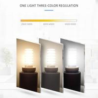 5Pcs Flicker Free 3 W G9 LED Bulb Warm White 60 x 4014 AC 100 240V SMD LED Light Bulb @8 JDH99