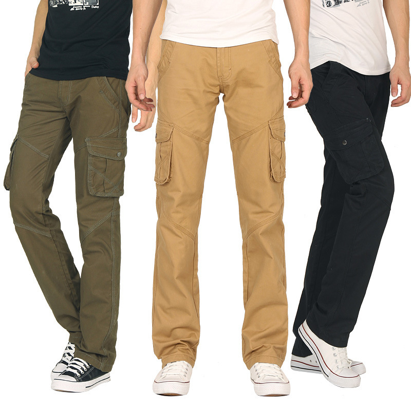 Popular Canvas Khaki Pants-Buy Cheap Canvas Khaki Pants lots from ...
