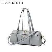 JIANXIU Brand Genuine Leather Handbag Luxury Handbags Women Bags Designer Fashion Messenger Bags Small Shoulder Bag Two Colors