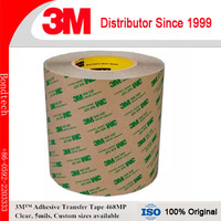 325mmx55m Pack of 1 3M 200MP adhesive transfer tape 468MP for PCB/LED LCD