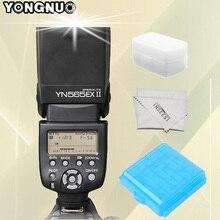 YONGNUO YN-565EX II YN565EX II Беспроводной TTL Вспышка Speedlite для Canon 6D 60D 5D Mark III 550D 1100D 650D 600D 700D 7D камеры