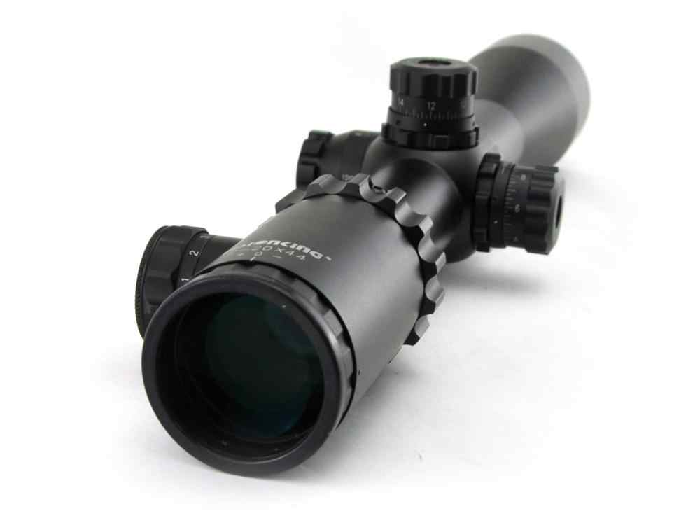 Visionking 2x-20x44 צד פוקוס רובה היקף מתח גבוה. 223 .308 30-06 .338 ציד Riflescope טקטי היקף W/21mm הר טבעות