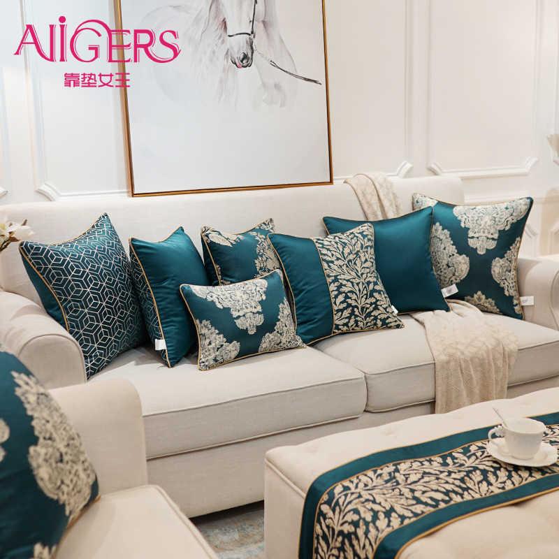 Avigers Kussen Cover Hoge precisie jacquard Vuurbeker De Deathly Hallows Home Decoratieve Kussensloop voor Sofa Cojines