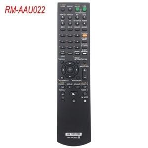 Image 2 - חדש שלט רחוק RM AAU022 עבור SONY STR KS2300 STR DG520 STR DG520B RM AAU023 HT DDW7500 STR KM750 אודיו נגן מקלט