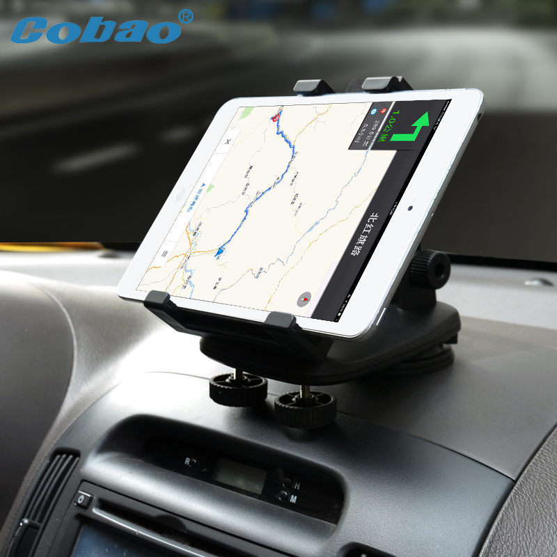 Cobao universal mobile phone accessories car dashboard phone holder mount holder