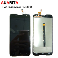 LCD For 5 Blackview BV 5000 LCD Display Touch Screen 100 Tested Screen Digitizer Assembly Replacement