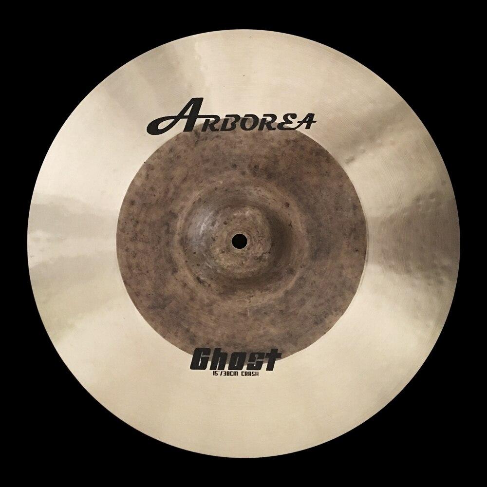 ARBOREA Cymbal B20 Professional Ghost series 15 Crash Cymbal Price handmade cymbal arborea hybrid ap 16m crash