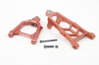 CNC Front Alloy Arm Set with CNC ball joint (half set) Right or left side for 1/5 scale HPI KM Baja 5b 5t parts