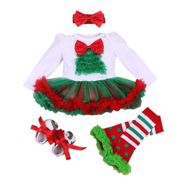 Conjuntos de ropa de navidad para beb s conjuntos de 2018 - Trajes de navidad para bebes ...