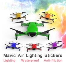 Waterproof PVC Sticker Drone Body Shell Protection for DJI Mavic Air 6A13 Drop Shipping