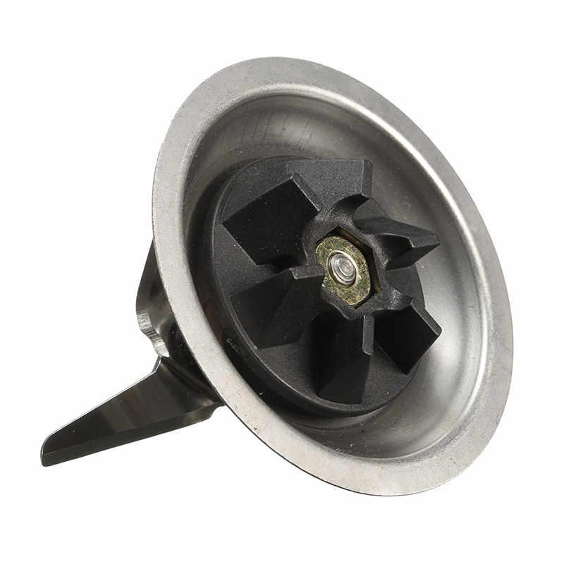 304 Cromo de aço inoxidável Liquidificadores Para Cruz Lâmina do Cortador + Junta de Borracha O Anel de Vedação Para Preto/Decker