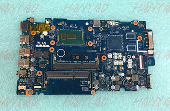 CN-0Y7WYD 0Y7WYD Y7WYD For Dell Inspiron 15 5548 Laptop Motherboard DDR3L i7 cpu ZAVC1 LA-B016P 100% Tested Fast Ship sheli laptop motherboard for dell inspiron n4050 07nmc8 cn 7nmc8 for intel cpu with 4 video chips non integrated graphics card