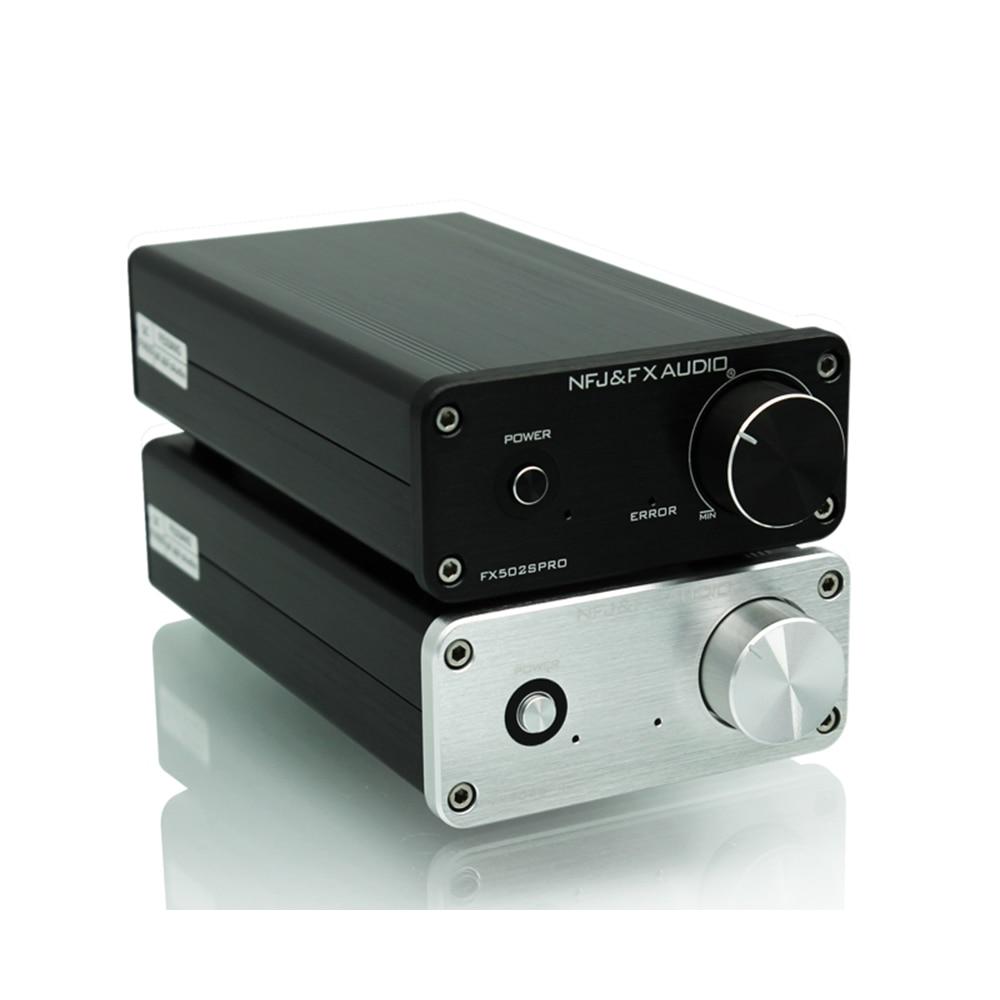 Feixiang FX-Audio fx502spro HiFi аудио цифровой высокой Мощность Усилители домашние домашний мини-профессиональный усилитель tpa3250 + NE5532 24 В 4A 2 цвета