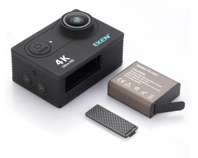 High Resolution Action Camera