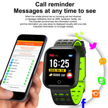 BANGWEI Sport Smart Watch 피트니스 추적기 Message 내용 Caller ID 디스플레이 Bluetooth Connection 대 한 Men Women Smart Watch(China)