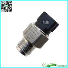 Genuine Fuel Rail Pressure Sensor For Toyota Hino Hiace Hilux Prado 3 0 D4D 499000 6080